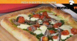 Ricette all'italiana - ricetta Pizza di ricette all'italiana di Anna Moroni