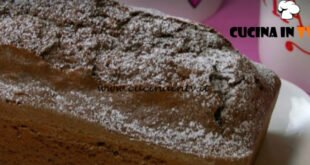Fatto in casa per voi - ricetta Plumcake al cioccolato di Benedetta Rossi