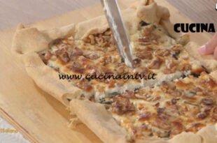 Ricette all'italiana - ricetta Quiche di cicoria e robiola di Anna Moroni