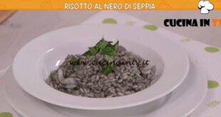 Ricette all'italiana - ricetta Risotto al nero di seppia di Anna Moroni
