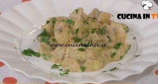 Ricette all'italiana - ricetta Spezzatino di tacchino con funghi e patate di Anna Moroni