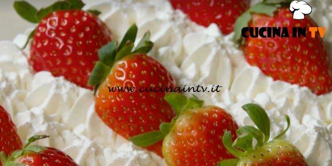 Fatto in casa per voi - ricetta Tiramisù alle fragole di Benedetta Rossi