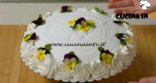 Fatto in casa per voi - ricetta Torta primavera al limone di Benedetta Rossi