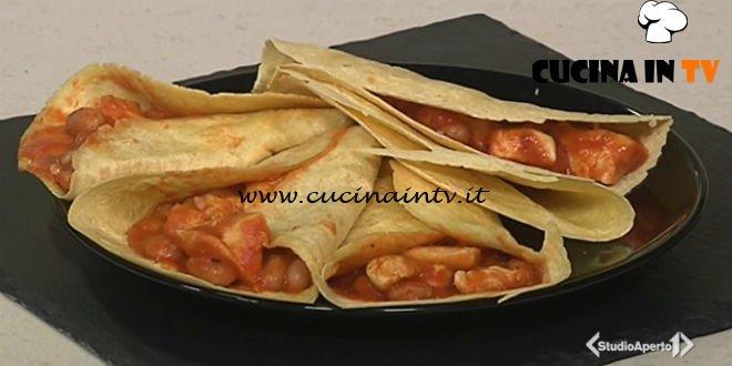 Cotto e mangiato - Tortilla di pollo ricetta Tessa Gelisio