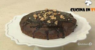 Cotto e mangiato - Tortina vegana al cacao ricetta Tessa Gelisio