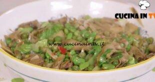 Ricette all'italiana - ricetta Vignarola di Anna Moroni