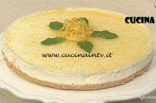 Cotto e mangiato - Cheesecake al limone ricetta Tessa Gelisio