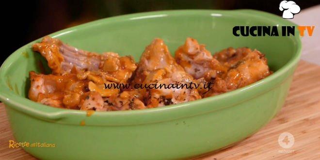 Ricette all'italiana - ricetta Coniglio alla cacciatora di Anna Moroni