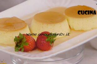 Ricette all'italiana - ricetta creme caramel di Anna Moroni