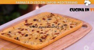 Ricette all'italiana - ricetta Farinata di ceci dai sapori mediterranei di Anna Moroni