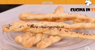 Ricette all'italiana - ricetta Grissini di Anna Moroni