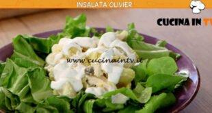 Ricette all'italiana - ricetta Insalata Olivier di Anna Moroni