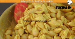 Ricette all'italiana - ricetta Insalata di pasta al curry di Anna Moroni