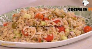 Ricette all'italiana - ricetta Insalata fredda di orzo e seppie di Anna Moroni