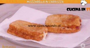 Ricette all'italiana - ricetta Mozzarella in carrozza di Anna Moroni