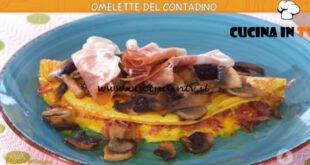 Ricette all'italiana - ricetta Omelette del contadino di Anna Moroni