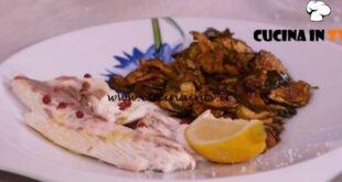 Ricette all'italiana - ricetta Orata al sale con zucchine alla Scapece di Anna Moroni