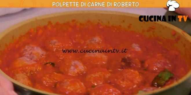 Ricette all'italiana - ricetta Polpette di carne di Roberto di Anna Moroni