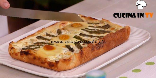 Ricette all'italiana - ricetta Quiche agli asparagi di Anna Moroni