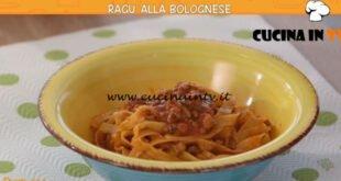 Ricette all'italiana - ricetta Ragù alla bolognese di Anna Moroni