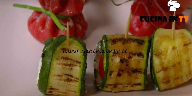 Fatto in casa per voi - ricetta Spiedini di zucchine di Benedetta Rossi