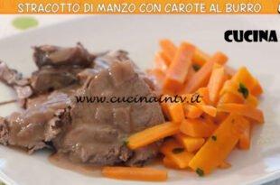 Ricette all'italiana - ricetta Stracotto di manzo al vino rosso di Anna Moroni