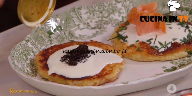 Ricette all'italiana - ricetta Tortine di patate di Anna Moroni