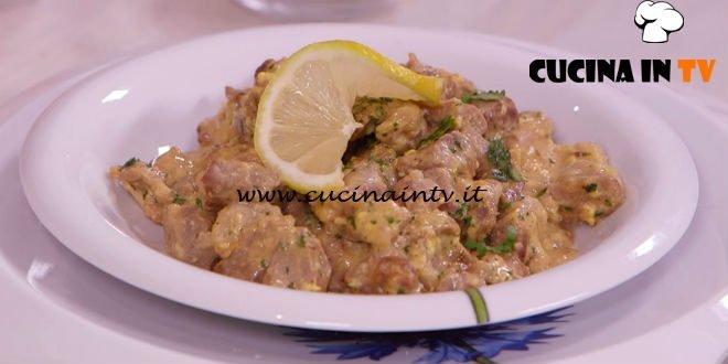 Ricette all'italiana - ricetta Agnello in fricassea di Anna Moroni