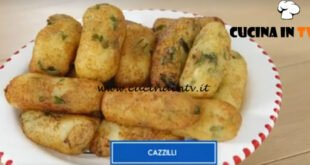 Giusina in cucina - ricetta Crocchè o cazzilli di Giusina Battaglia