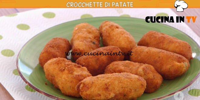 Ricette all'italiana - ricetta Crocchette di patate di Anna Moroni