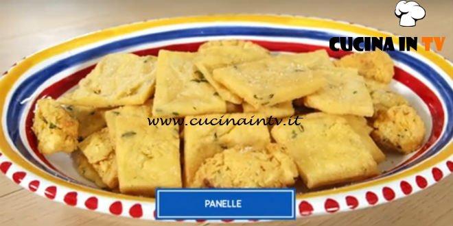 Giusina in cucina - ricetta Panelle di Giusina Battaglia