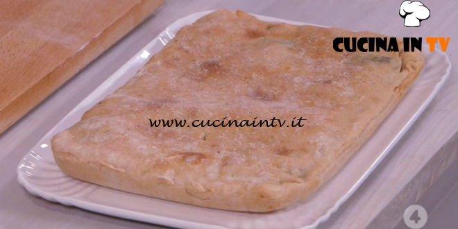 Ricette all'italiana - ricetta Pizza con scarola di Anna Moroni