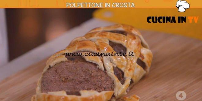 Ricette all'italiana - ricetta Polpettone in crosta di Anna Moroni