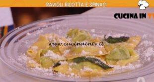 Ricette all'italiana - ricetta Ravioli ricotta e spinaci di Anna Moroni