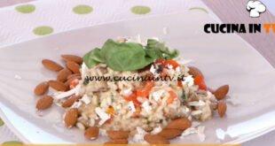 Ricette all'italiana - ricetta Risotto alle melanzane di Anna Moroni