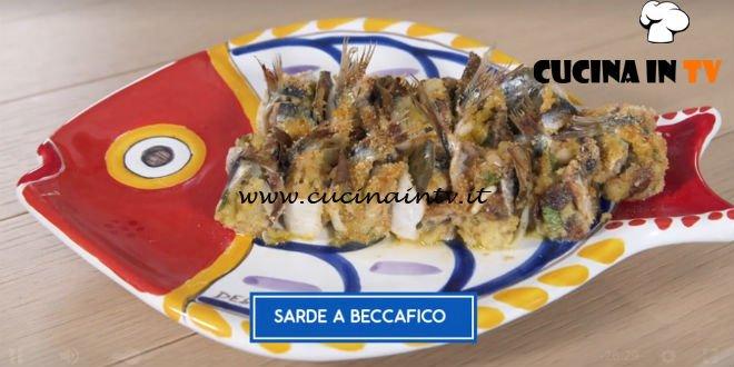Giusina in cucina - ricetta Sarde a beccafico di Giusina Battaglia