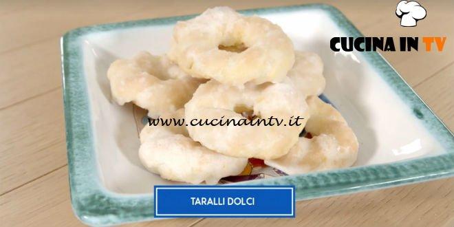 Giusina in cucina - ricetta Taralli dolci di Giusina Battaglia
