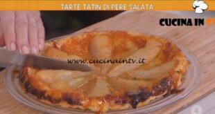 Ricette all'italiana - ricetta Tarte tatin di pere salate di Anna Moroni