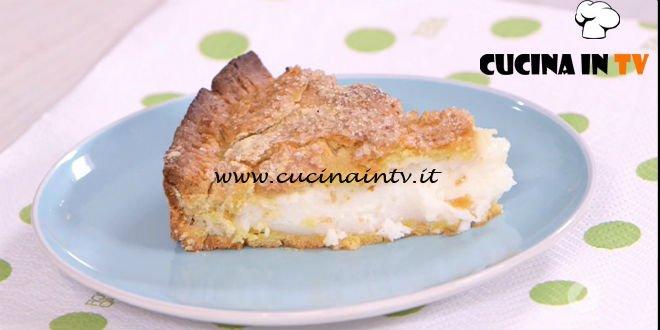 Ricette all'italiana - ricetta Torta di menjar blanc di Anna Moroni