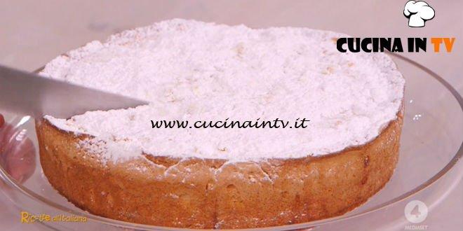 Ricette all'italiana - ricetta Torta paradiso di Anna Moroni
