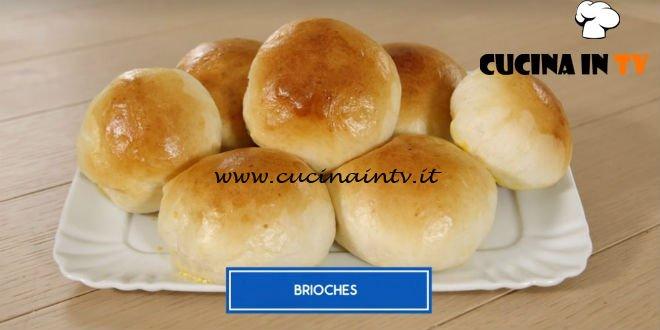 Giusina in cucina - ricetta Brioches per granita o gelato di Giusina Battaglia