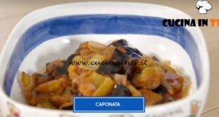 Giusina in cucina - ricetta Caponata di Giusina Battaglia