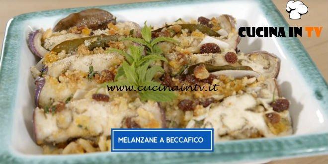 Giusina in cucina - ricetta Melanzane a beccafico di Giusina Battaglia