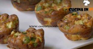 Fatto in casa per voi - ricetta Muffin di frittata di Benedetta Rossi
