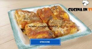 Giusina in cucina - ricetta Sfincione di Giusina Battaglia