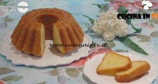 Mattino Cinque - ricetta Babà con sciroppo al fiori d'arancia di Samya