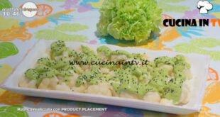 Mattino Cinque - ricetta Cavolfiori in salsa verde di Samya