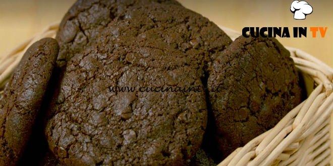 Fatto in casa per voi - ricetta Cookies al cioccolato di Benedetta Rossi