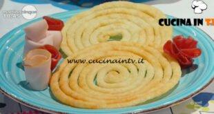 Mattino Cinque - ricetta Girandole fritte di Samya