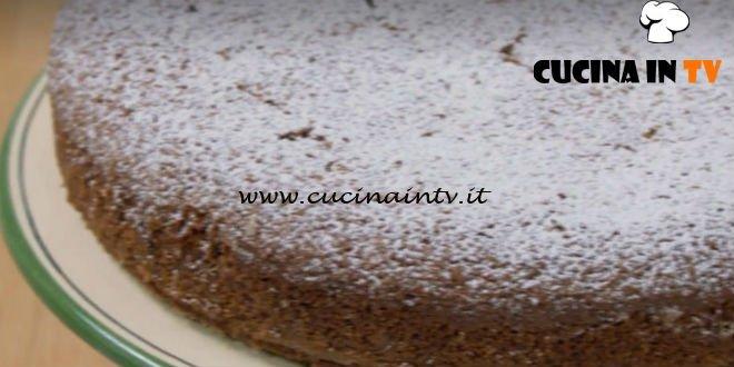 Fatto in casa per voi - ricetta Torta di pangrattato e gocce di cioccolato di Benedetta Rossi